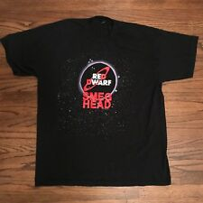 Vintage 1990s Red Dwarf Smeg Head 90s T-shirt Shirt