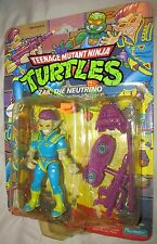 Playmates Toys 1991 TMNT Teenage Mutant Ninja Turtles Zak the Neutrino MONMC-