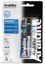 Araldite Epoxy Extra Strong Setting Adhesive [80809] Seriously Strong Glue