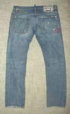 Dsquared²  CIMOSA Jeans 48 IT  71LA095 Made in Italy, RARE