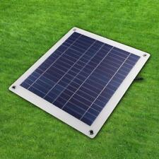 Polycrystalline Silicon 23W 18V Solar Panel Laminates for 12V Car Battery Charge