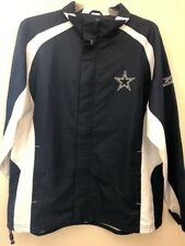 Dallas Cowboys Football NFL Reebok Jacket NFL Team Apparel On Field L Team Owned