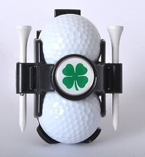 Ball Buddy Golf Ball Holder with National Flag Ball Marker - Shamrock