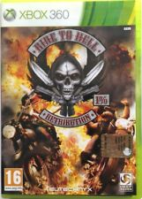 Gioco Xbox 360 Ride to Hell Retribution - Eutechnyx Nuovo