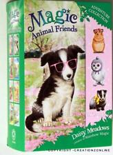 MAGIC ANIMAL FRIENDS ADVENTURE COLLECTION 8 BOOKS BOXED SET DAISY MEADOWS NEW