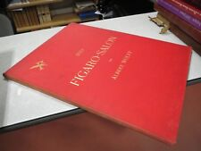 1889 FIGARO SALON ALBERT WOLFF TBE+++ ILLUSTRATIONS GRAVURES ALBUM *