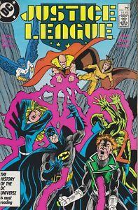 Justice League #2. Jun 1987. DC. VF/NM.