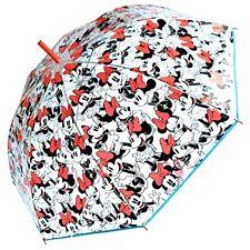 Disney Minnie Mouse Umbrella Many Ribs 55cm Apds2120 New .