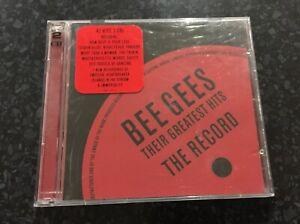 BEE GEES - The Record 2CD Australian CD [ RARE ]
