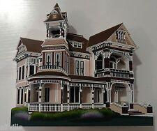 EDWARDS MANSION, Redlands CA SHELIS'A Made in Charleston SC #CAM01 VICTORIAN