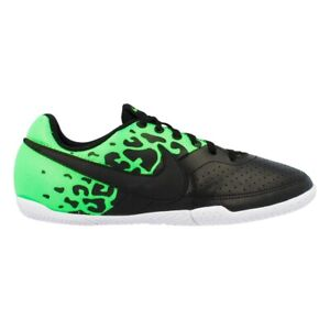 Nike Elastico II Junior schwarz/grün [579797-003] Gr. 37,5