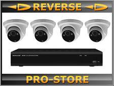 MONACOR ioz-408dv Comfort Line überwachungsset video 8 canale video recorder 2 TB