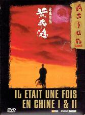 DVD - IL ETAIT UNE FOIS EN CHINE I & II