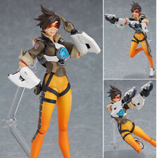 Figma Max Factory Action Figure Series 352 TRACER Overwatch BLIZZARD