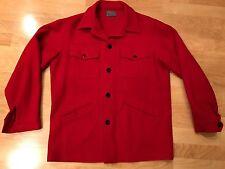 Vintage! - Pendleton - Wool Jacket - Mackinaw - Hunting - Cruiser - XL - Rare!