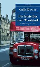 Der letzte Bus nach Woodstock - Colin Dexter - 9783293208216