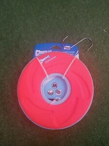 Chuckit! Zipflight Disc Dog Toy Toss, Interactive Fun Color Varies Brand New