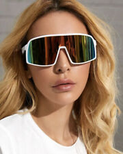 Oversized Biker Outdoor Sports Sunglasses Cycling Uv Protection Men Women 2020