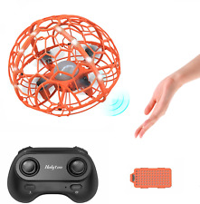 New listing Mini Drone Hand Operated Ufo Levitation Led Rc Helicopter Flying Toys For Kids