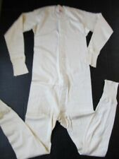 New listing Vintage Hanes Union Suit sz. 36 Nos Long Johns