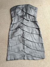 New Look Dress size 8 Silver