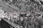 Rio Grande Southern (RGS) Station at Ophir, CO - 8x10 Photo
