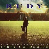 Rudy (Original Soundtrack) - Jerry Goldsmith (NEW CD)