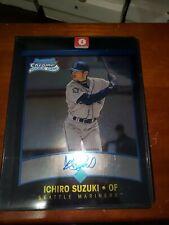New listing 2001 Bowman Chrome 2016 RP Ichiro Suzuki Auto Topps Issue Japanese Version 8x10