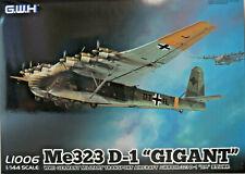 "ME323 D-1 ""GIGANT"",Luftwaffe Drittes Reich, WWW II,OVP,GWH,1:144,L 1006,NEUWARE"
