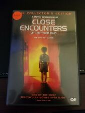 Close Encounters of the Third Kind (Dvd, 2002, Single Disc Version Free Shipping