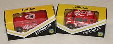St George Illawarra Dragons 2014 + 2015 NRL Collectable Mini Model Car Twin Pack