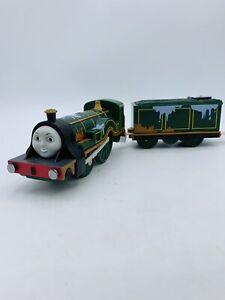 "Splish Splash Trackmaster Thomas & Friends ""EMILY"" WORKING Motorized Train"