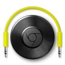 Google Chromecast Audio Acoustique Média Musique WiFi Streamer ios Android