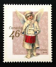 Canada #1815 Mint NH, Christmas Victorian Angels Stamp 1999
