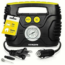 Air Compressor Car Tire inflator portable analog KC-H Electric Air pump 12V 110V