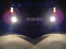 Angel Eye Fog Lamps Driving Lights Kit for 1997 1998 1999 2000 2001 Honda CR-V
