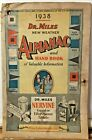 1938 Dr. Miles Almanac And Hand Book