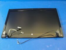 "HP ProBook 4520s 15.6"" Genuine LCD Matte Screen Complete Assembly ER*"