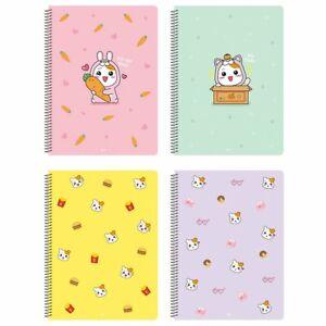 Ebichu 8mm Ruled Soft Cover Notebook