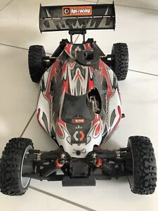 Hpi trophy nitro biggy