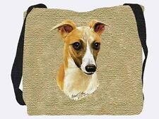 Woven Tote Bag - Whippet 1174