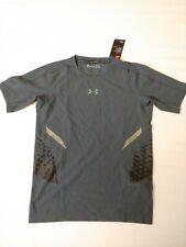 Under Armour  SZ L /& XL HeatGear Zone Compression Shirt 1289555-001