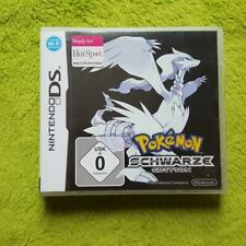Nintendo DS - Pokemon Schwarze Edition