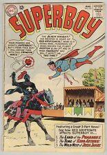 Superboy #103 March 1963 G-
