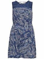 71/4 NEU ONLY Damen Sommer Spitze Kleid onlJUNIA S/L DRESS BOX WVN  Gr. 38 / M