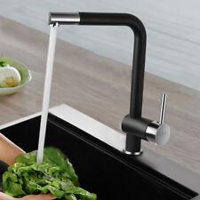 360° Chrom Waschtischarmatur Bad Wasserhan Armatur Waschbecken Einhandmischer