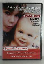 Samy's Camera Guide to Digital Cameras/DVD/Mfg.Seal