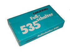 Grundig 525 Fußschalter für Diktiergeräte                              *25
