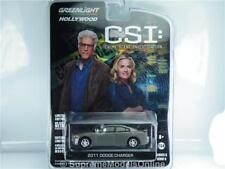 DODGE CHARGER CSI 2011 CAR MODEL 1/64TH SCALE GREY COLOUR EXAMPLE BXD T3412Z(=)