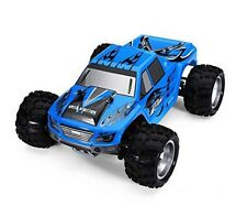 1:18 RC Remote Control Monster Truck Off Road High Speed 4WD 2.4GHz RTR Blue